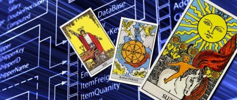 Tarot jako databáze