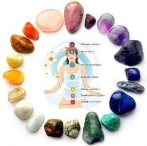 léčení krystaly